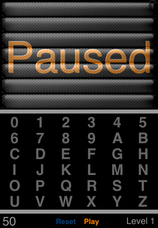 Screenshot Morse Code Game