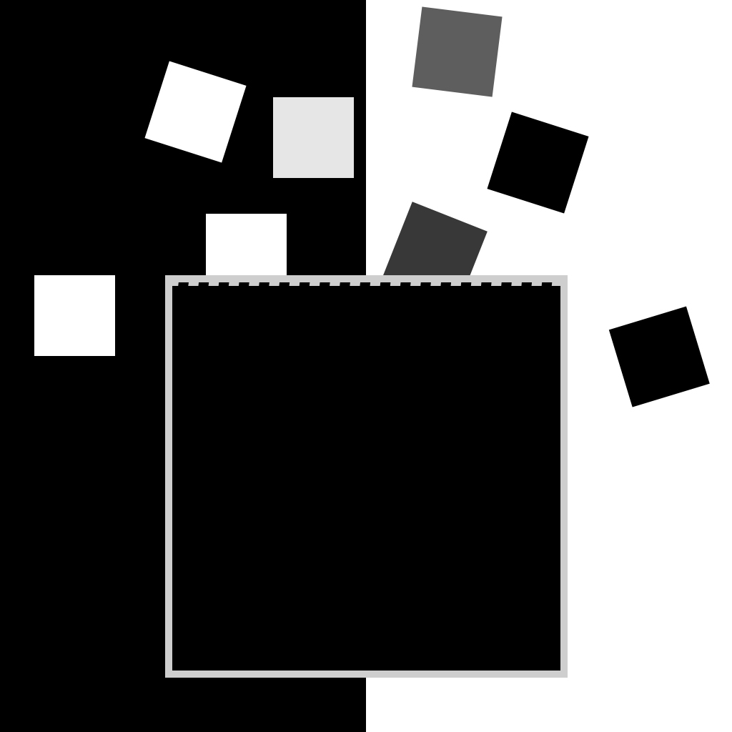 Blocks + Boxes: A Drawing Physics Game